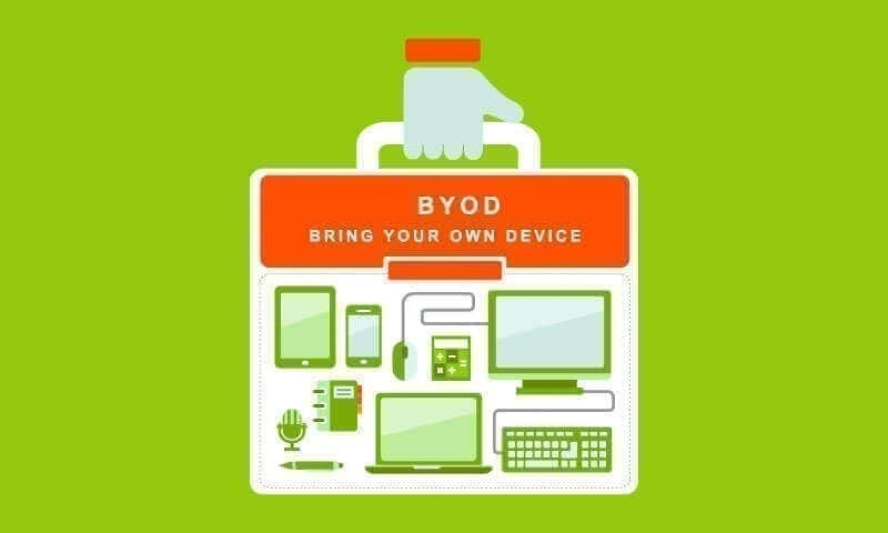 Why Sales Leaders should Care about BYOD