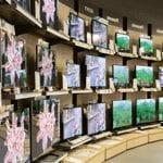 mobile-merchendise for consumer electronics