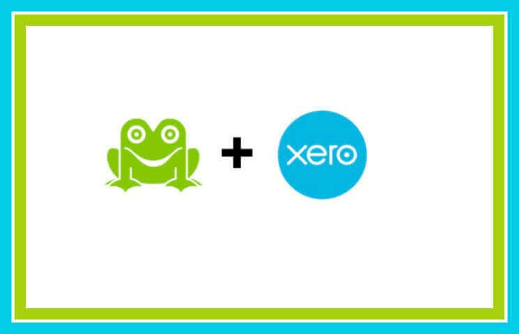 mobile sales solution for Xero