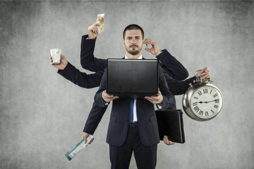 B2B sales productivity