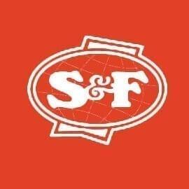 S & F Logo