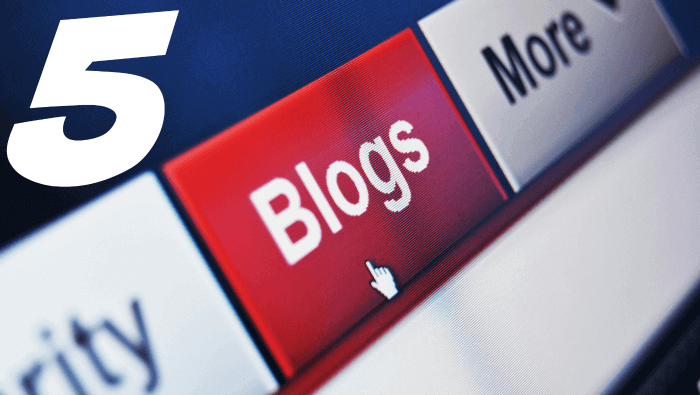 Top 5 Blogs for the Best B2B Sales Tips