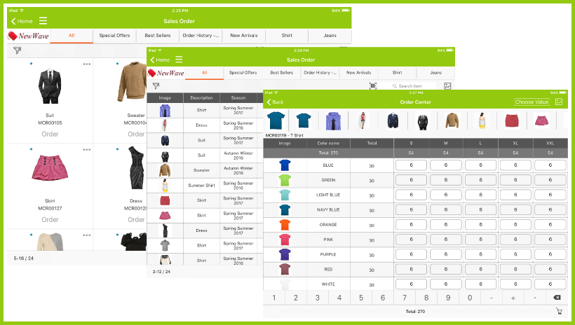 What Makes A Great Wholesale Line Sheet Pepperi Mobile Sales Software - Wholesale line sheet template