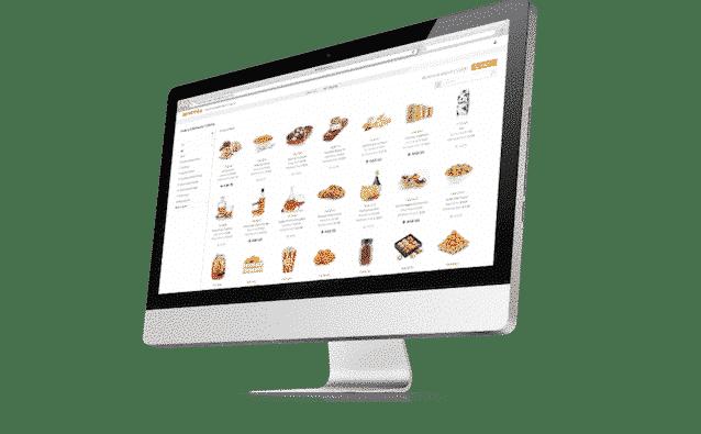 food - b2b ecommerce