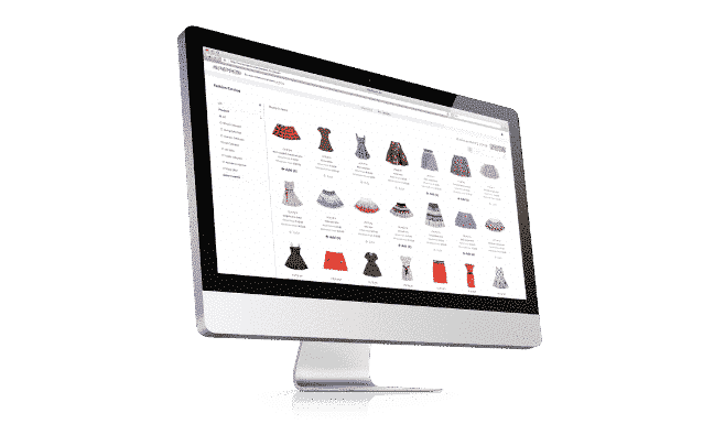 fashion B2B eCommerce