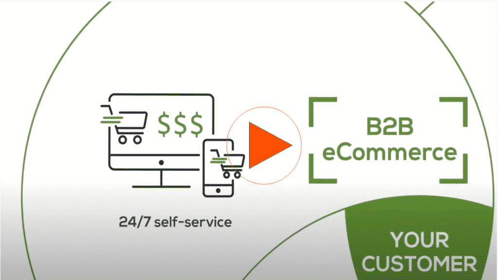 Pepperi B2B e-Commerce Platform